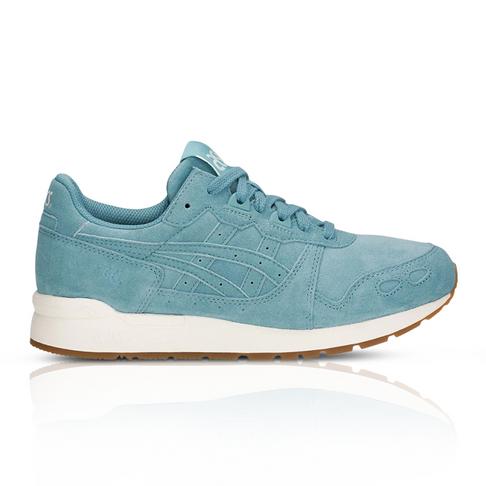 buy popular 0e7a7 c0915 ASICSTIGER Women's Gel-Lyte Blue Sneaker