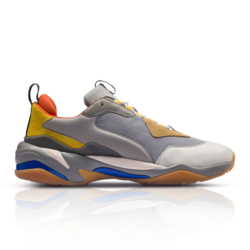 wholesale dealer 4dd9b ea991 Puma Men s Thunder Spectra Grey Sneaker