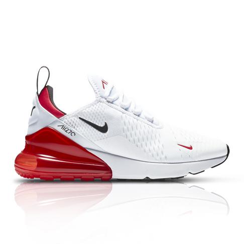81168cf414ea4 Nike Men s Air Max 270 White Sneaker