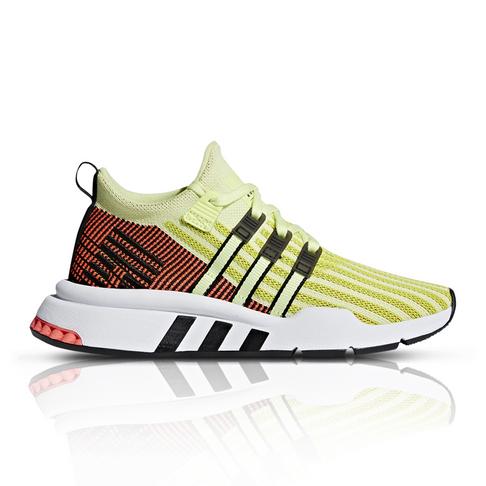 best cheap 2a8f9 2943d adidas Originals Junior EQT Support ADV Mid Yellow/Red Sneaker