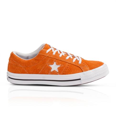 2e3639457ef Converse Junior One Star Suede Orange Sneaker