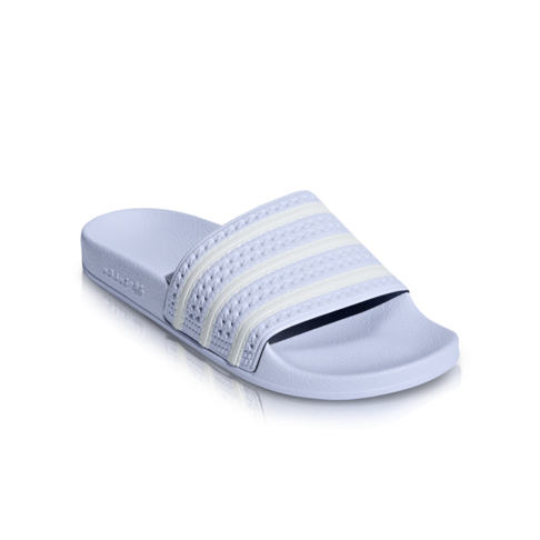 bf5ea5760782 adidas Originals Women s Adilette Blue Slide