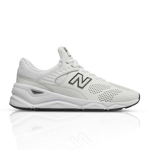 premium selection 41e54 89b56 New Balance Men s X-90 Leather Pack White Sneaker