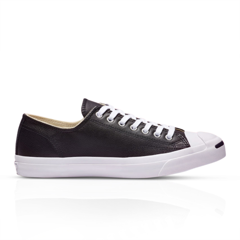 2ec6e88a5f3 Converse Men s Jack Purcell Leather Sneaker