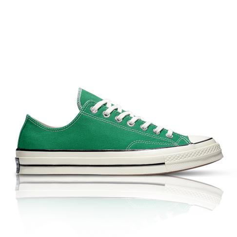 cheap for discount 5fabd de8a1 Converse Men s All Star Chuck 70 Green Sneaker