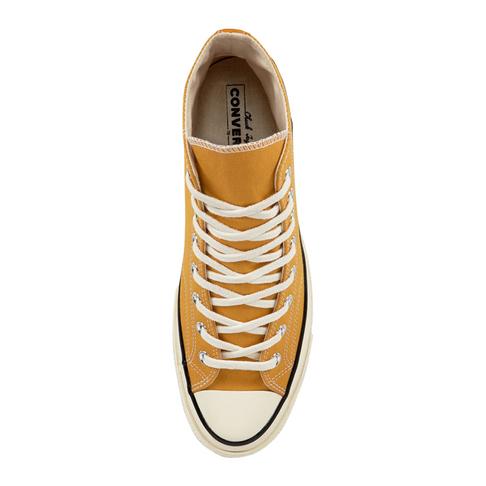bfc34abdc9908a Converse Men s All Star Chuck 70 High Top Yellow Sneaker