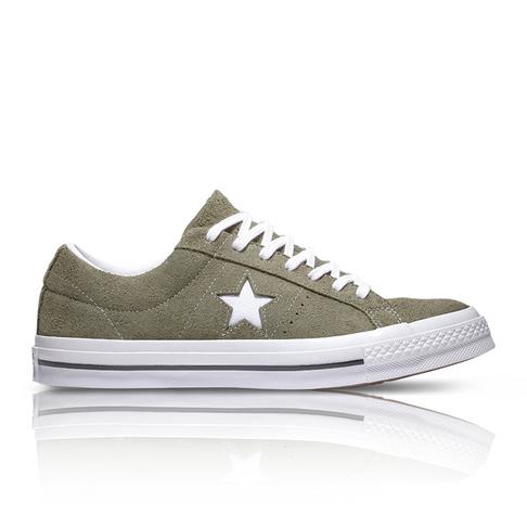 7a6f5062c43ddf Converse Men s One Star Suede Fatigue Sneaker