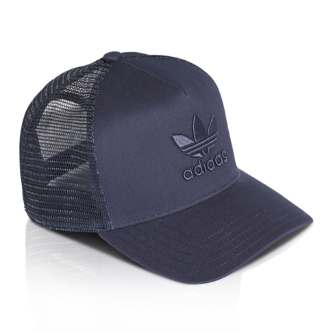 fdf890f399476 ... uk adidas originals trefoil trucker cap e0ceb c7375