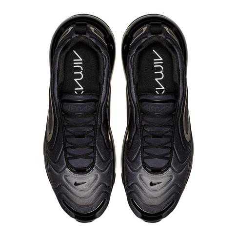 designer fashion b0eff c301e Nike Men s Air Max 720  Total Eclipse  Triple Black Sneaker