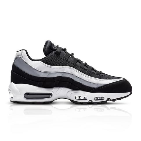 best website 56dc1 5af4d Nike Men's Air Max 95 Essential Black Sneaker