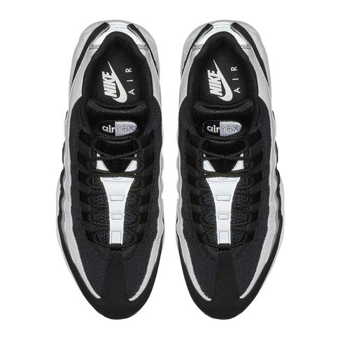 dd8053776a Nike Men's Air Max 95 Essential Black Sneaker