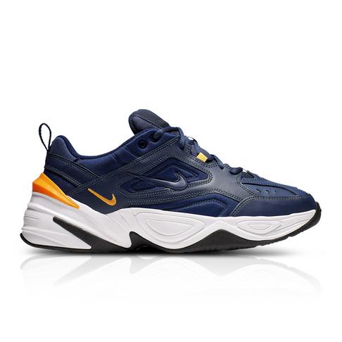 c20f9d39b0 Nike Men's M2K Tekno Navy Sneaker
