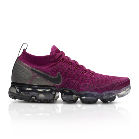 cheap for discount 8c818 dc2a7 Nike Women's Air Vapormax Flyknit 2 Pink Sneaker