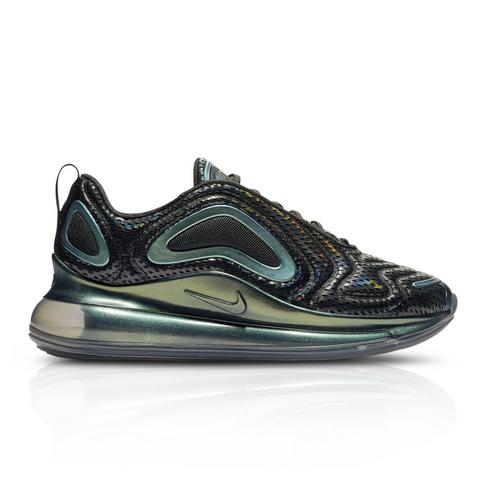 low priced b1a35 e4995 Nike Women s Air Max 720 Black Sneaker