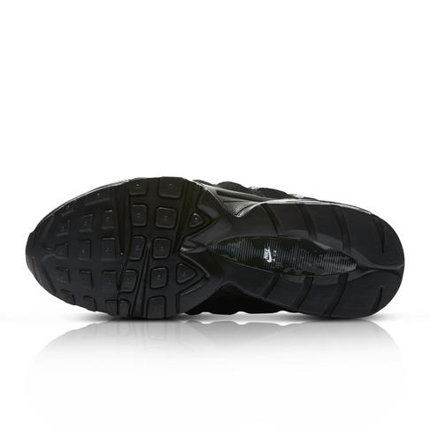 separation shoes 6dbb0 b4ed6 Nike Junior Air Max 95 Black Sneaker
