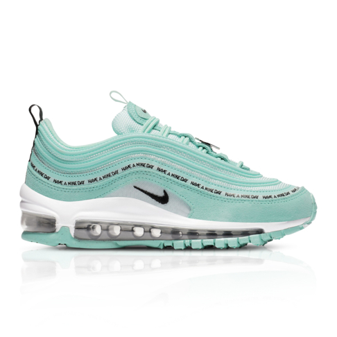 premium selection 77987 2e9a4 Nike Junior Air Max 97 SE  Have A Nike Day  Blue Sneaker