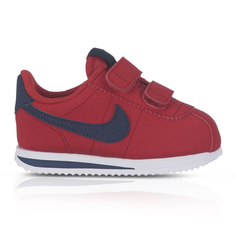 new styles 132ff ddf1e Nike Toddlers Cortez Red Sneaker