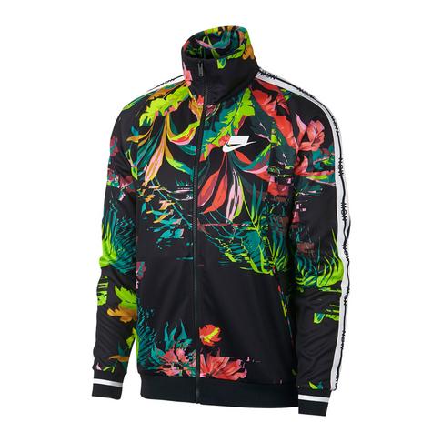 lowest price da8e4 a7ded Nike Sportswear NSW Men s Black Track Jacket