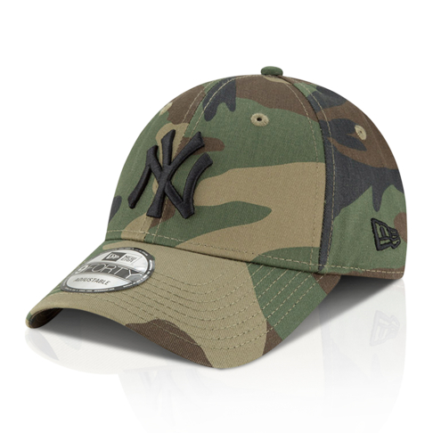 246d9e9e3c0 New Era New York Yankees 9Forty Camo Cap