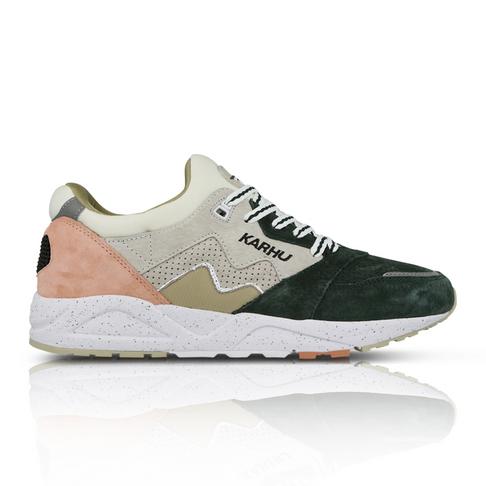 best sneakers d7045 d4119 Karhu Men's Aria 'Linnut Pack' Black/Grey Sneaker