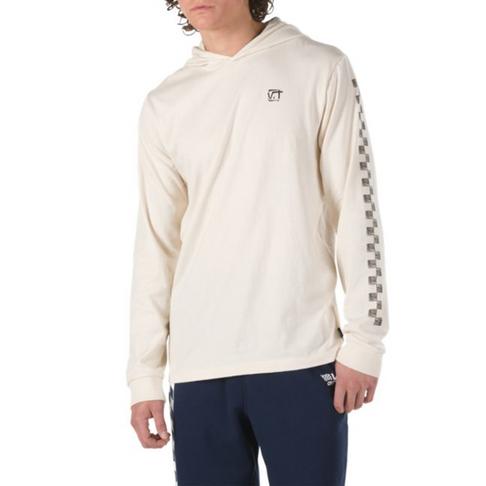 6a3d4601 Vans Men's Doren Hooded Raw Cotton T-Shirt