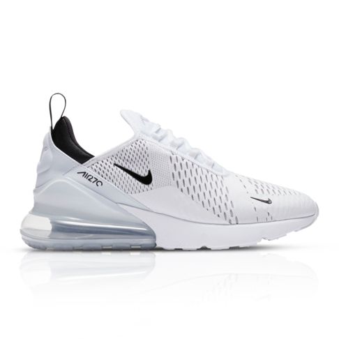 175841e211 Nike Men's Air Max 270 White Sneaker