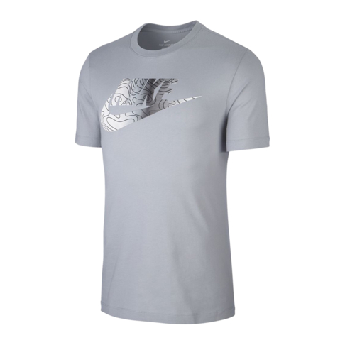 93be8d1249 Nike Sportswear Men's Air Max 720 Grey T-Shirt