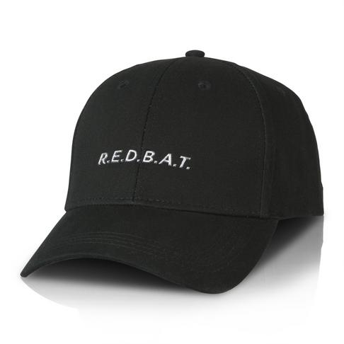 fc5e77511ef Redbat Adjustable Black Cap