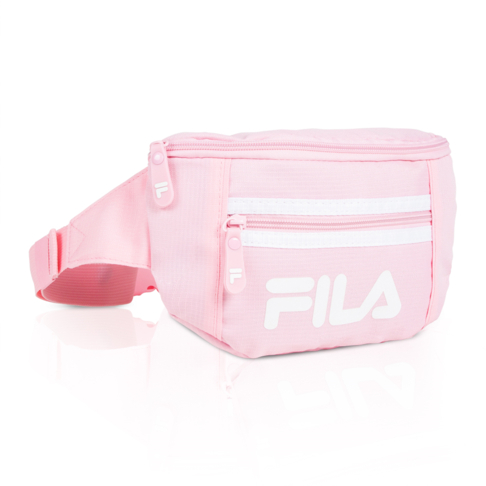 Fila Pink/White Hip Bag
