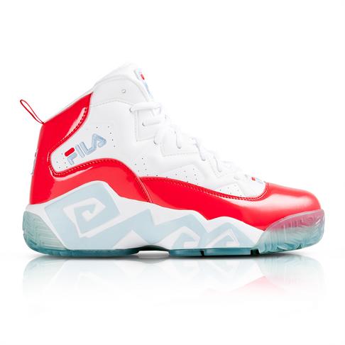 58e37c43 Fila Men's MB White/Red Sneaker