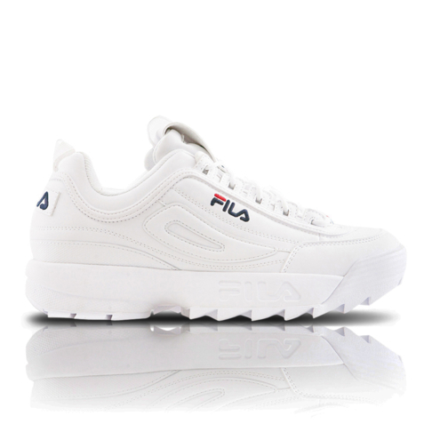 better price new items best supplier Fila Women's Disruptor II White Sneaker
