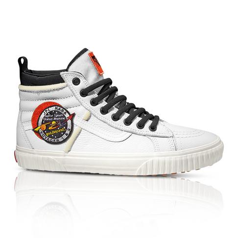 d0bdfa8ae64 Vans x Space Voyager Men s Sk8-Hi 46 MTE DX White Sneaker