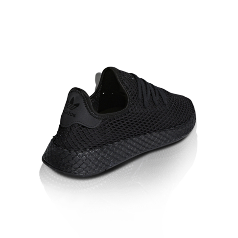 adidas Originals Men s Deerupt Runner Black Sneaker 0fde11314