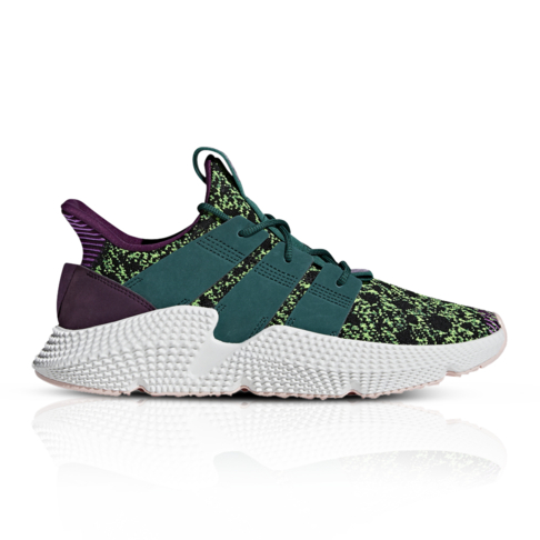 2fb7dc560c13 adidas Originals x Dragon Ball Z Men s Prophere Green Sneaker