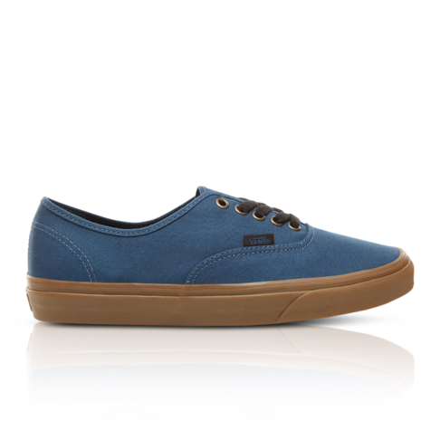 8c93325572 Vans Junior Gum Outsole Authentic Navy Sneaker