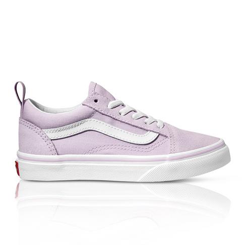 3e8e7c843c Vans Kids Old Skool Light Purple Sneaker