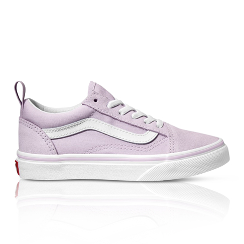 eb7adeec52 Vans Kids Old Skool Light Purple Sneaker
