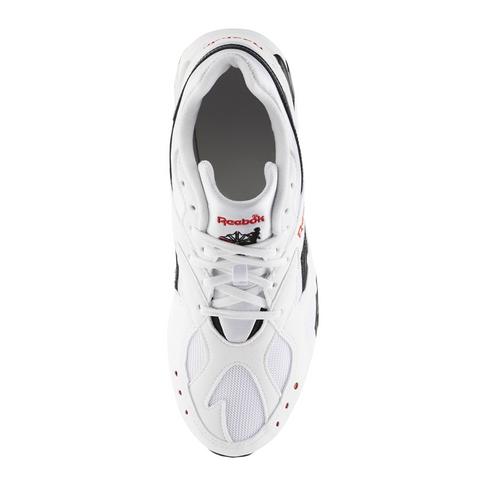 Reebok Men s Aztrek Black White Sneaker 49a649038