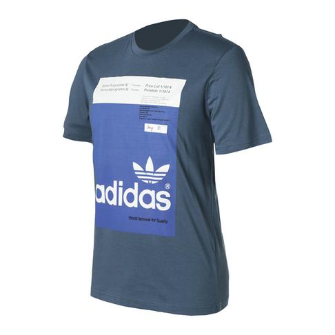 320e611888d18 adidas Originals Men's Blue Pantone T-Shirt