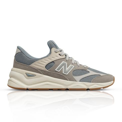 b6e7c18f7d New Balance Men's X-90 Recon Pack Grey Sneaker