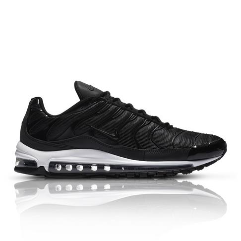 uk availability 3cc9b 96987 Nike Men's Air Max 97 Plus Black Sneaker