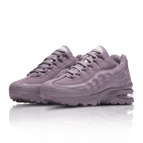 best website 699cc 13bdc Nike Junior Air Max 95 SE Pink Sneaker