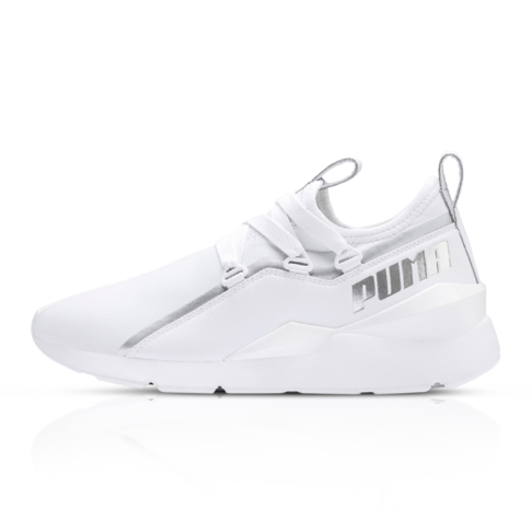 04ea496662c Puma Women s Muse 2 TZ White Sneaker