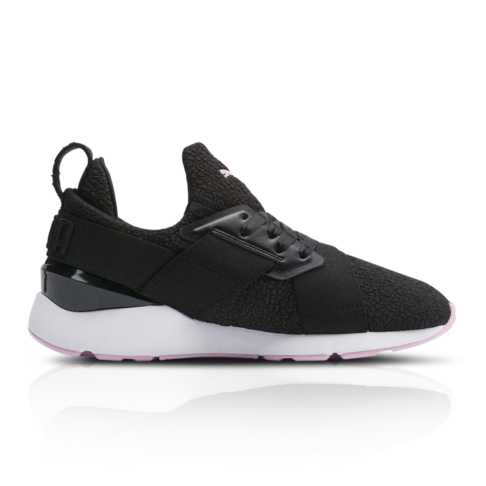 84ac61014aa Puma Women s Muse Trailblazer Black Sneaker