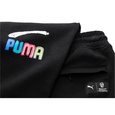 a533a46022 Puma x Bradley Theodore Men's Black Track Pants