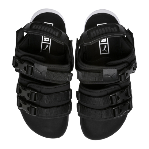 e239c65850c0 Puma Men s Leadcat YLM 19 Black Sandal