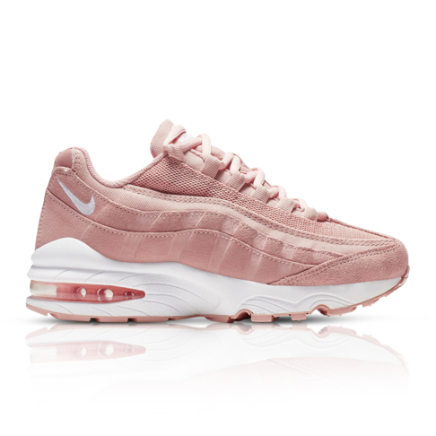 more photos a7868 77790 Nike Junior Air Max 95 PE Pink Sneaker