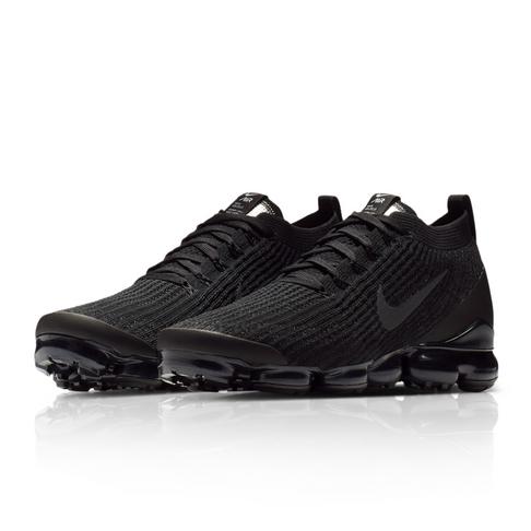 the latest 8d98c 21b5d Nike Men's Air VaporMax Flyknit 3 Black Sneaker