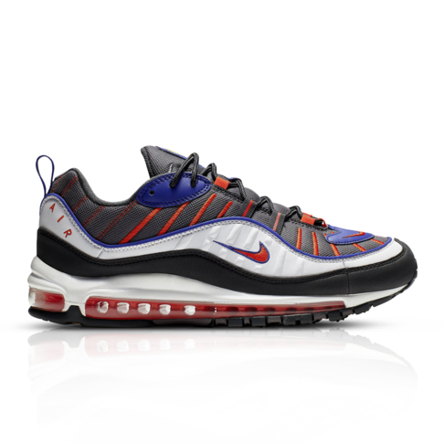 premium selection fb1fb d0c69 Nike Men's Air Max 98 Black Sneaker