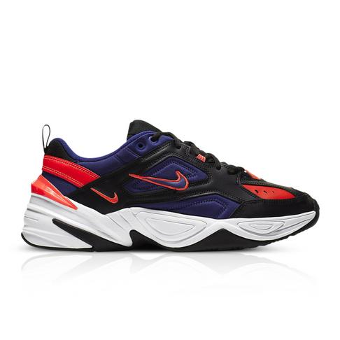 c6eaed4a42 Nike Men's M2K Tekno Black Sneaker